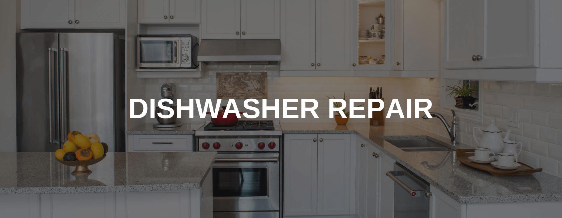 dishwasher repair fontana